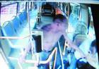 【No.6】男子酒后乘公交没听见报站殴打女司机