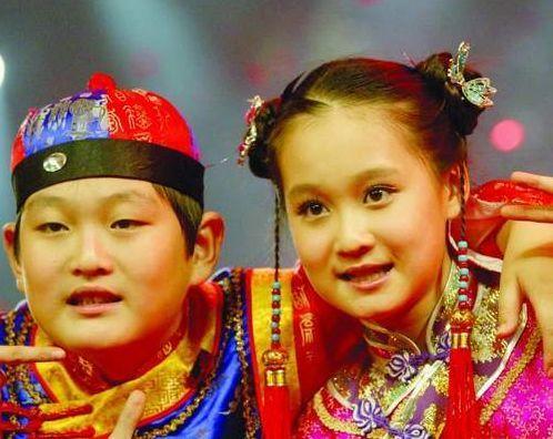 赵本山的双胞胎子女