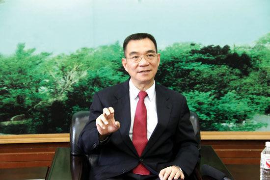 图为前世界银行副行长、北京大学国家发展研究院名誉院长林毅夫。(资料图片)