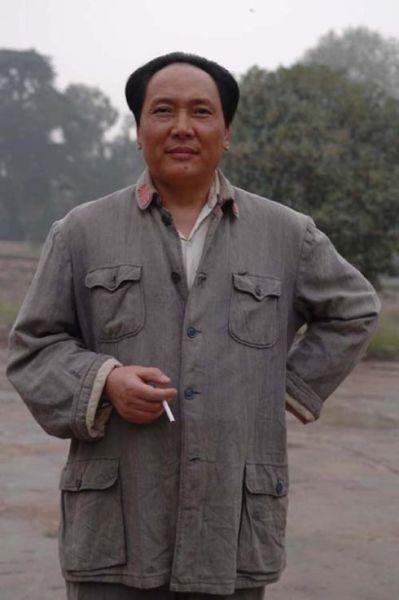"""合肥籍""""毛泽东""""扮演者项学和"""