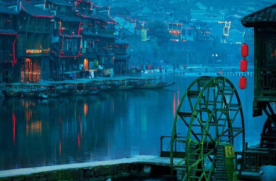 美景 摄影:郭亮村村民