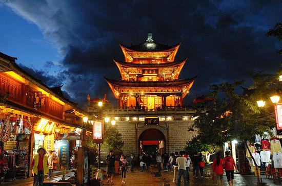 大理古城 摄影:阿卓志鸿