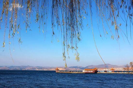 洱海 摄影:阿卓志鸿