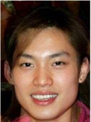 网友合成林丹谢杏芳孩子的样子