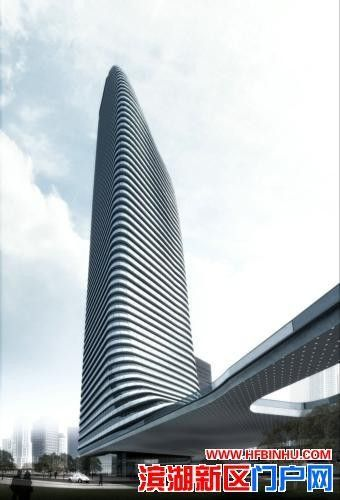 合肥最高摩天大楼