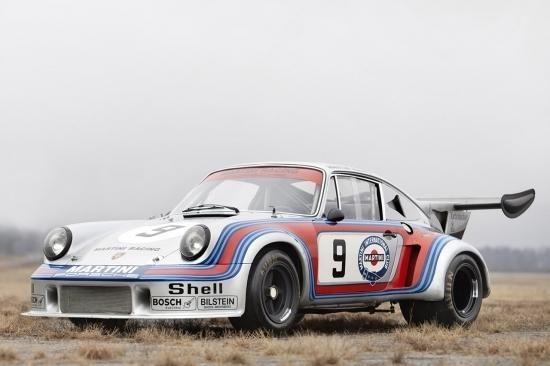 1974 Porsche RSR Turbo Carrera 2.14, chassis 911 460 9016 (R9)
