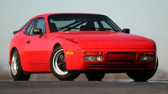 1986 Porsche 944 Turbo Cup, chassis WP0ZZZ95ZGN154076
