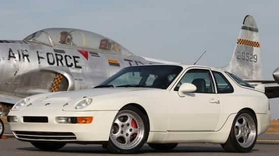 1994 Porsche 968 Turbo S Clone, chassis WP0AA2961RS820772