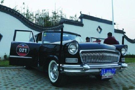 89年前生产的宾利轿车