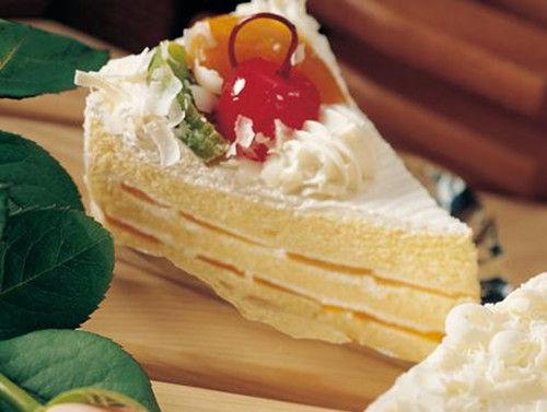 蛋糕加豆腐