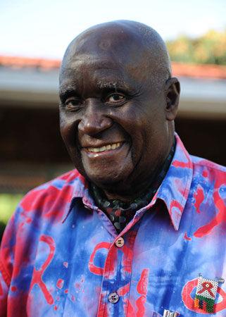 赞比亚前总统卡翁达