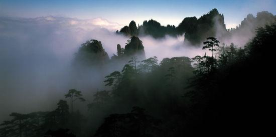 黄山 摄影:孙广成