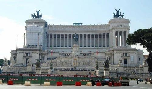 罗马----威尼斯广场