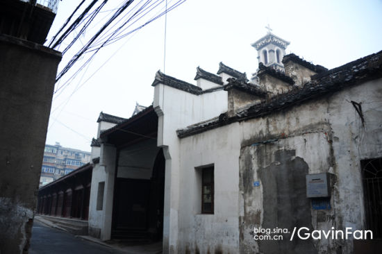 行走安庆 发现悠悠老街(4)