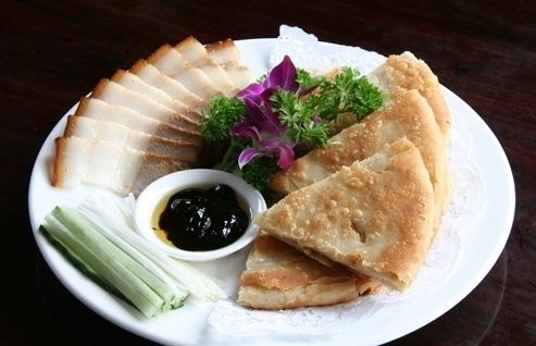 沈阳熏肉大饼