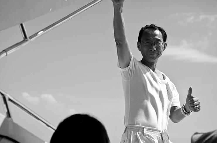 泰国导游阿亮