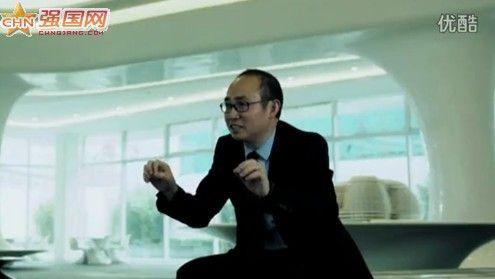 潘石屹版的江南style,话说,为毛姓潘的名人都爱江南style呢?!嗯,这是个问题!