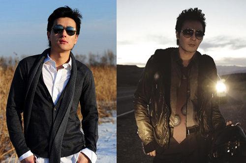 夏凡 张东健 韩国当红巨星加上中国当红小生,一样的身高一样的神情连发型都这么类似。这种组合不知道要迷死多少中韩美眉呢