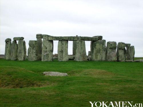 神奇的史前遗迹巨石阵