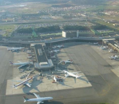 圣保罗国际机场