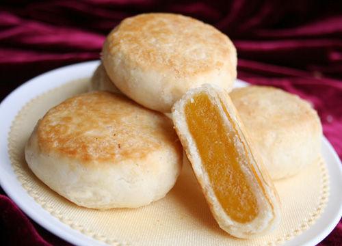 南普陀素饼