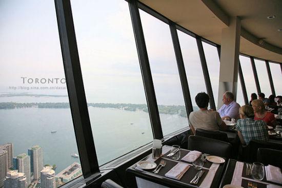 360旋转餐厅坐享欧式美味