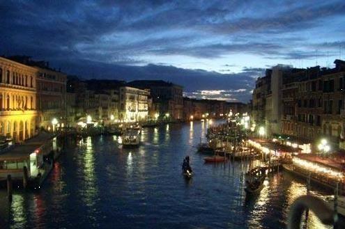 意大利威尼斯运河