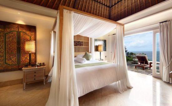 巴厘岛海景房