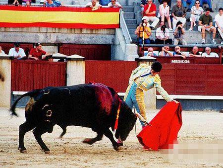 西班牙 只剩斗牛了