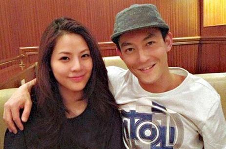 陈冠希与女友