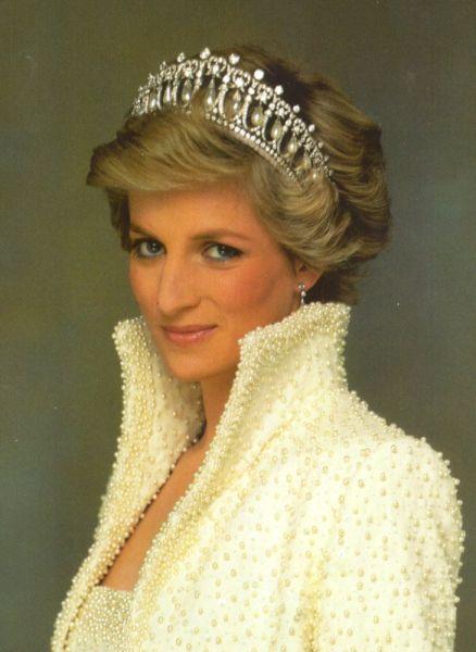 全球最美王妃 英国戴安娜王妃