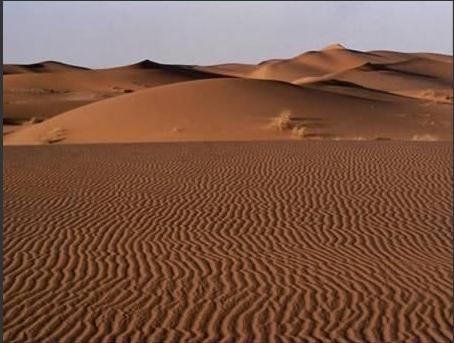 伊朗卢特荒漠