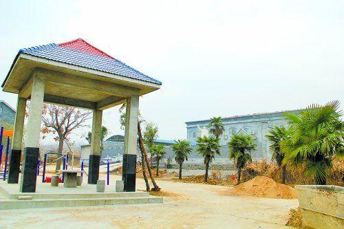 曾被县纪委和县国土局查处 至今仍在建设中