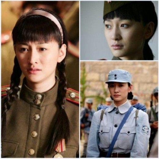 """李小冉一直给人的印象是温婉可人,一直以""""民国美女""""著称。她扮演的角色也大部分是气质优雅的美丽佳人。但是李小冉在谍战剧《功勋》中扮演的女军人,外柔内刚,在为数不多的女军人扮相同样让人印象深刻。"""