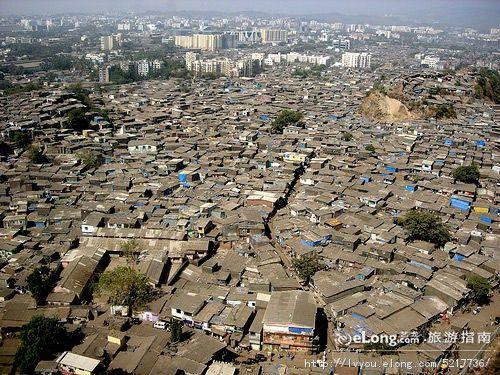 印度孟买达拉维