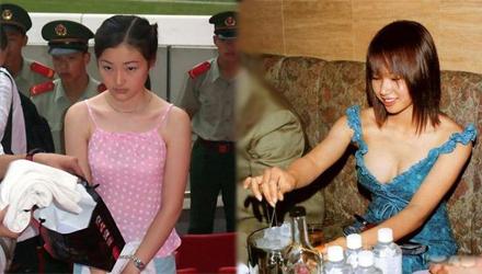 中国最美的十名女死刑犯:多数曾遭性侵犯(图)