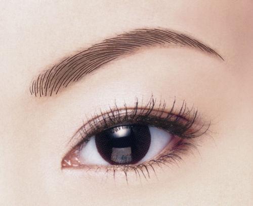 小山眉的女人_古代女子的眉毛为什么叫小山眉.