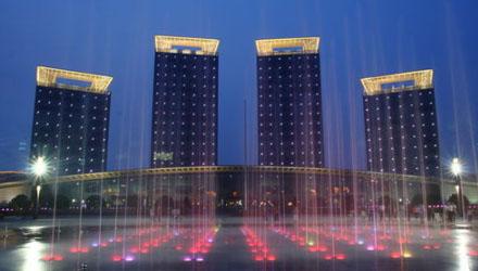 济南40亿元造政府大楼 揭豪华政府大楼(图)