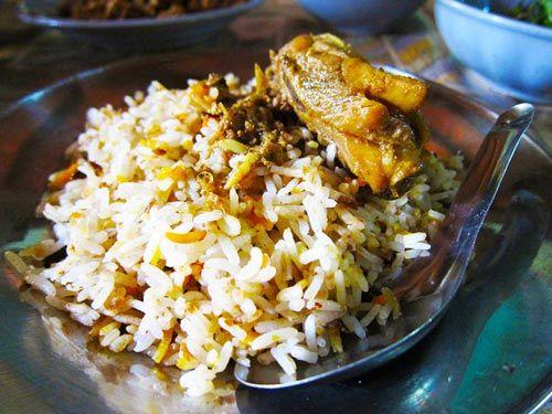 印度比尔尼亚菜