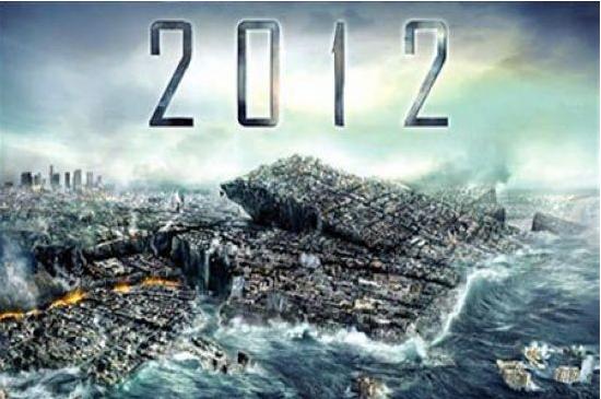 电影《2012》中的场景