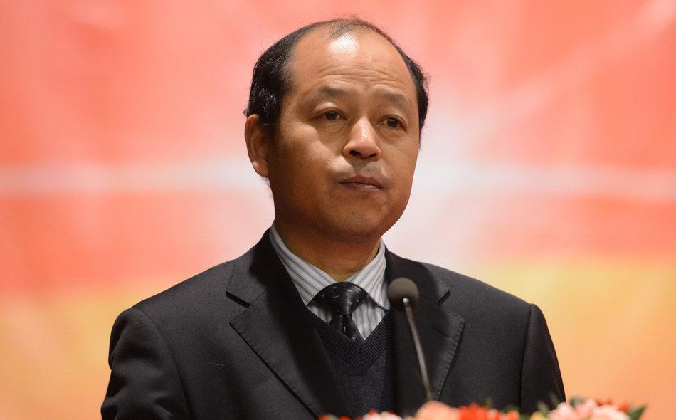 庆典主持人:合肥市教育局副局长姜昌根