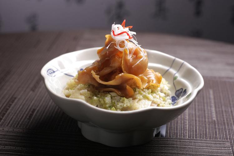 姜茸螺片清远鸡