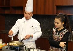 粤菜拿手菜的代表 姜汁煎鱼嘴