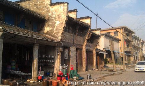 这样一个曾经有过如此光辉灿烂历史的古镇,如今为何却寂寂无名了呢