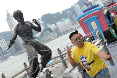 香港的星光大道