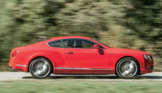 全新欧陆GT极速版