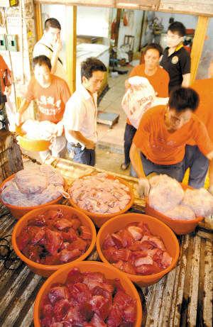 安徽工商部门查获一种名为牛肉膏的添加剂