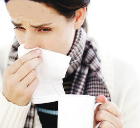 普通感冒与流感的区别