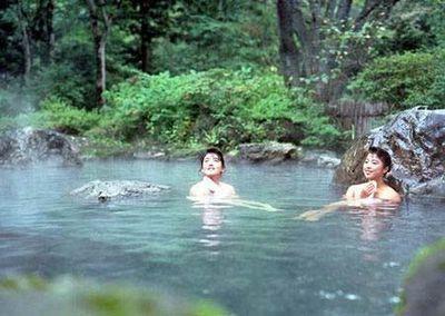 日本混浴风俗