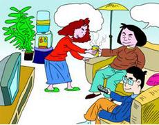 最重要的是要带媳妇或者女婿回家
